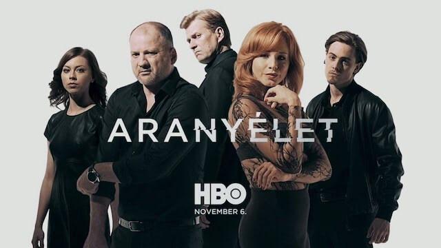 Aranyélet - TV series