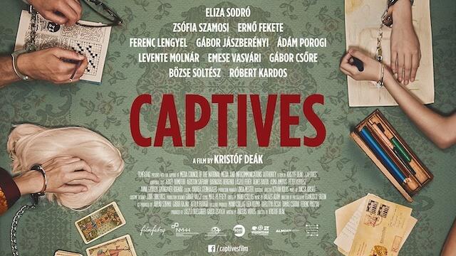 Foglyok - Captives by Kristof Deak
